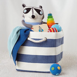 Modern Baby Shower Gift Baskets