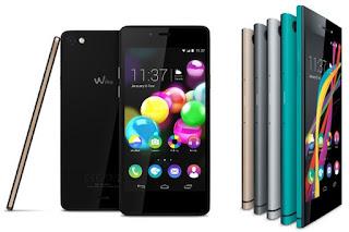 Wiko Highway Pure 4G Android Phone Harga Rp 3 Jutaan