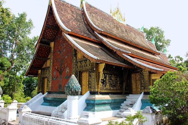 Volavihan Temple - Luang Prabang
