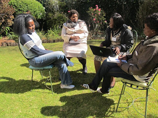 Feminist Tech Exchange participants, South Africa