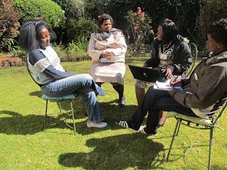 Feminist Tech Exchange participants, South Africa