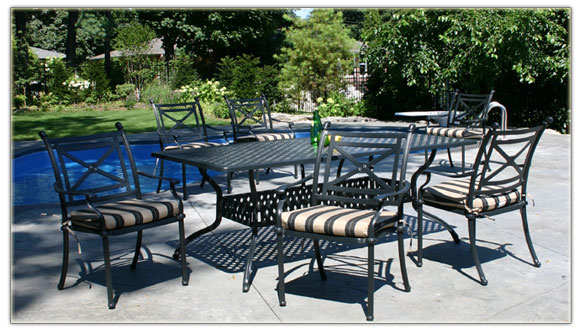 Modern patio furniture Aluminum patio furniture