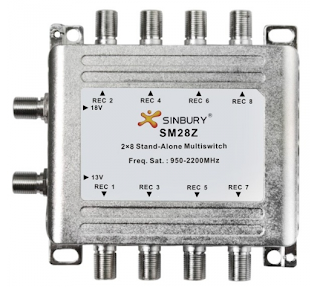 SM28Z 2in Mulitswitch Specification