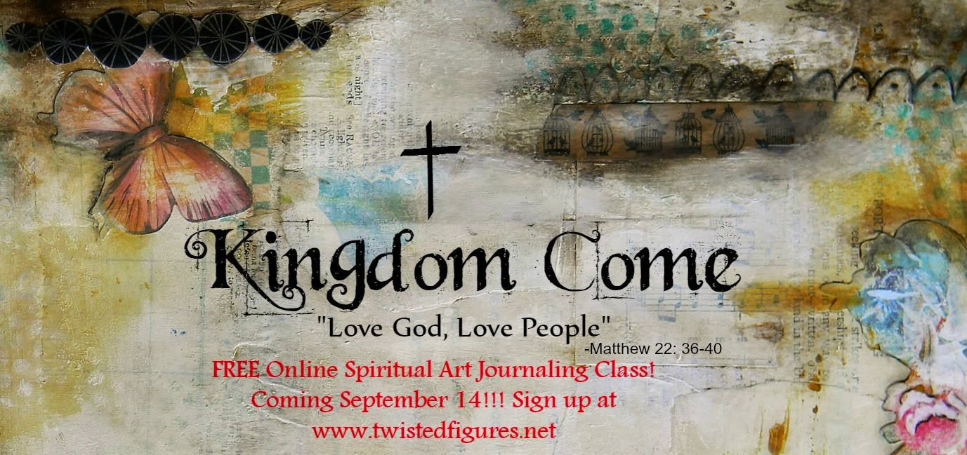 Kingdom Come art class