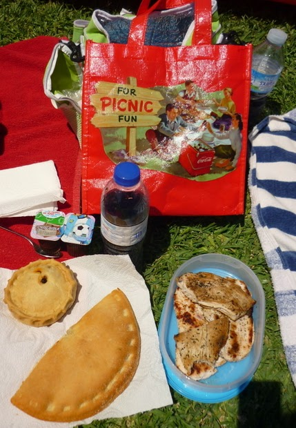 picnic parque acuático