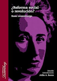 Reforma o Revolución - Rosa Luxemburgo