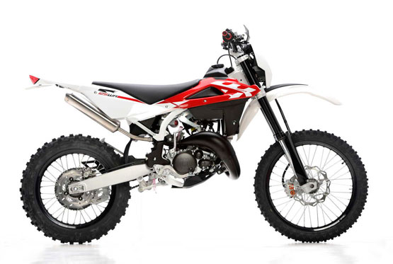 Husqvarna 125 Enduro. two-stroke 125cc enduro