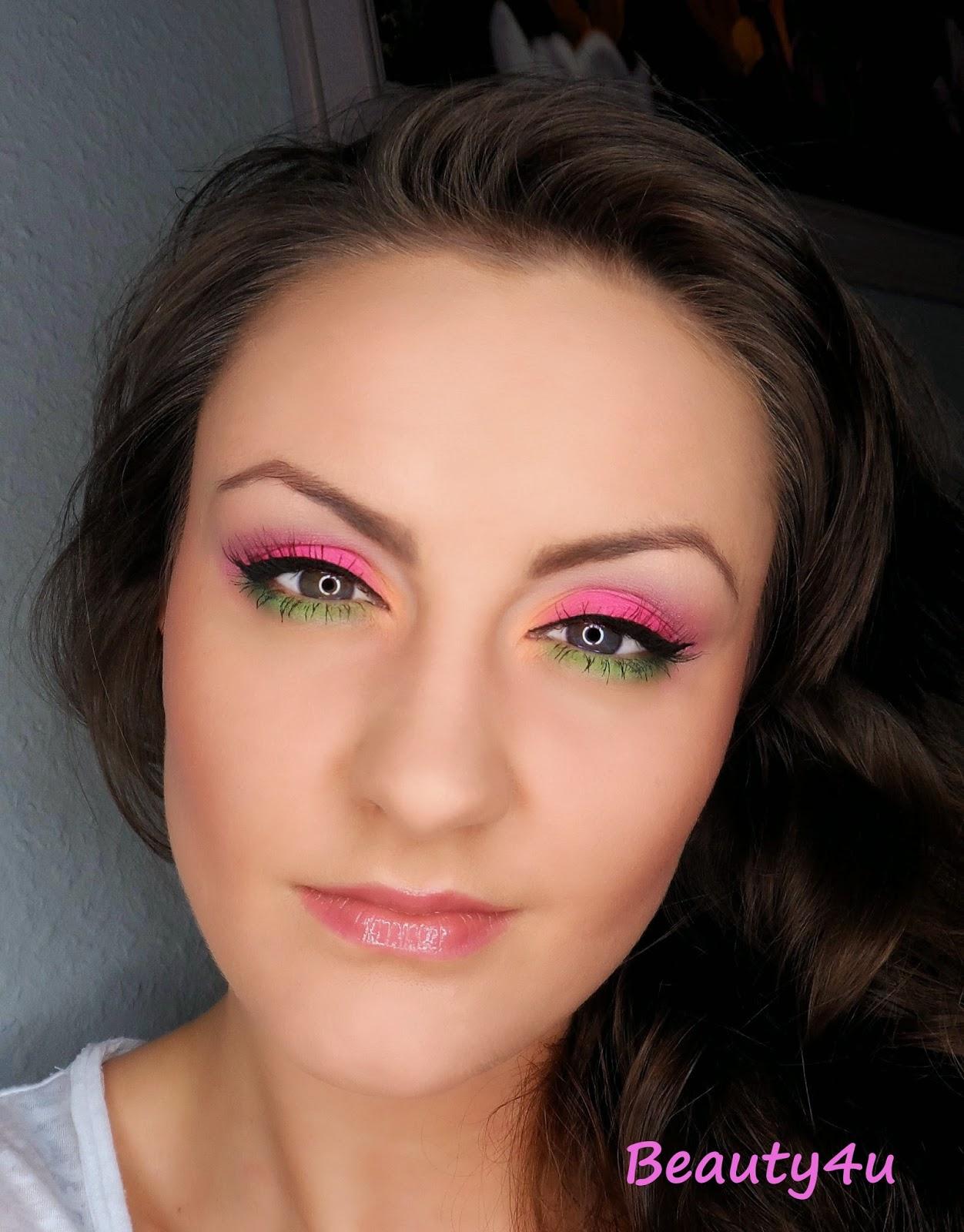 Effloresce - makeup