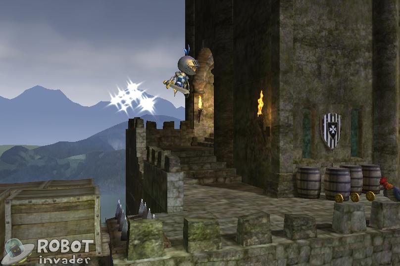 Wind Up Knight 2 Full Unlocked Apk obb data
