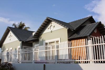 Thiết kế kiến trúc nhà mái thái đẹp