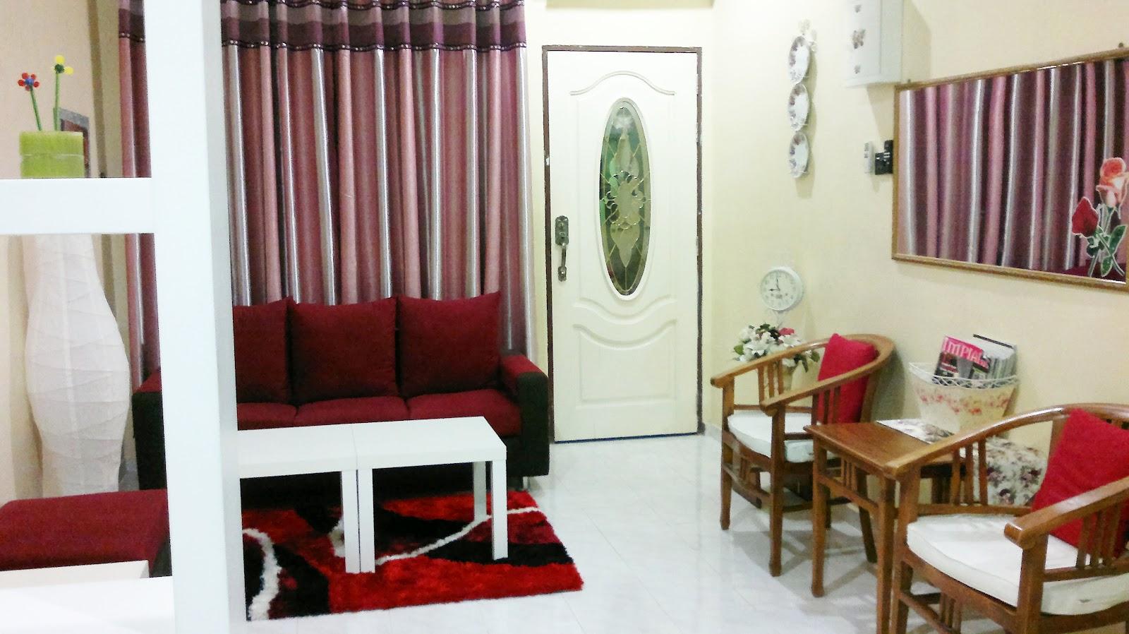 hiasan simple ruang tamu ask home design