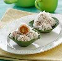 Resep Klepon Ubi Durian
