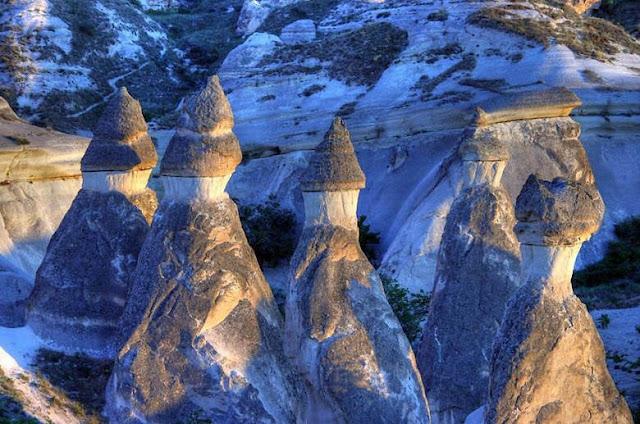 Mysterious Landscapes