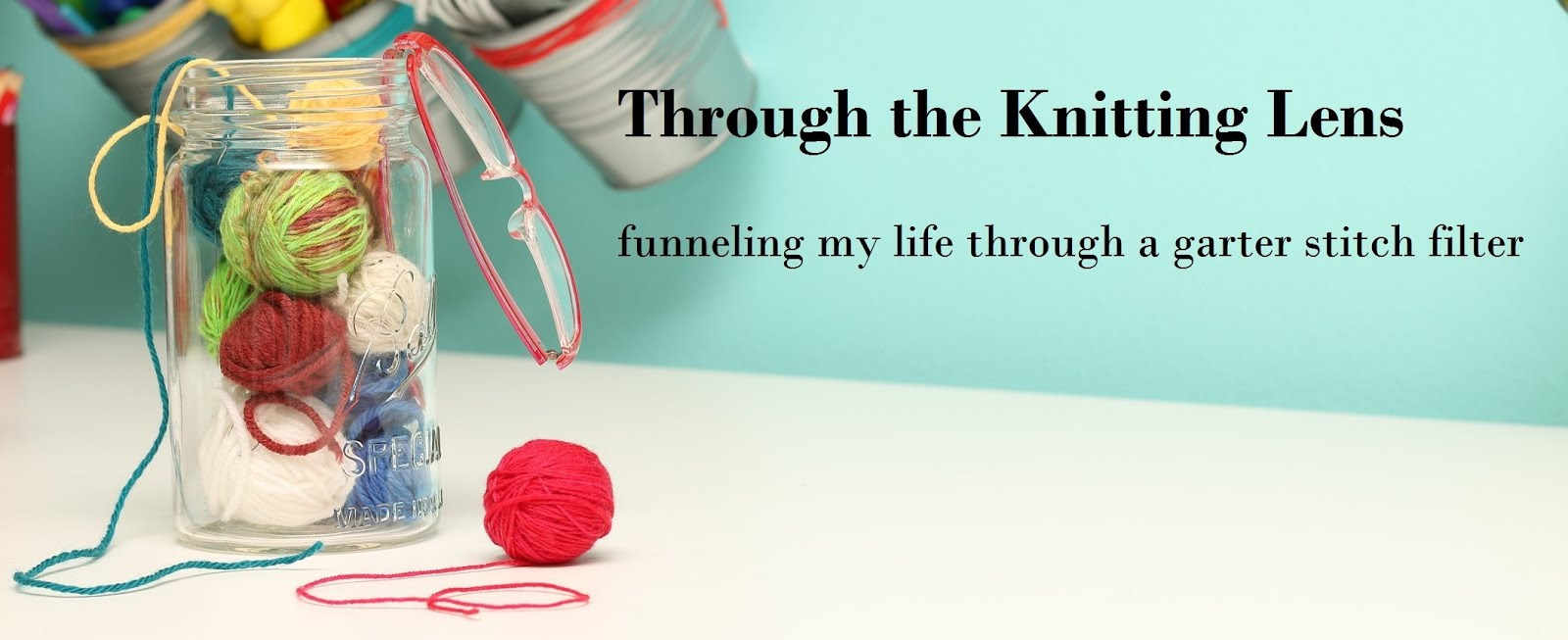 Through the Knitting Lens