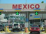 Antigua entrada a México por San Isidro