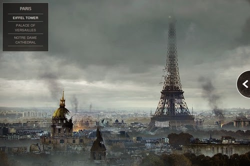 04-France-Paris-Eiffel-Tower-After-Distruction-Playstation-The-Last-Of-Us-Apocalypse-Pandemic-Quarantine-Zone