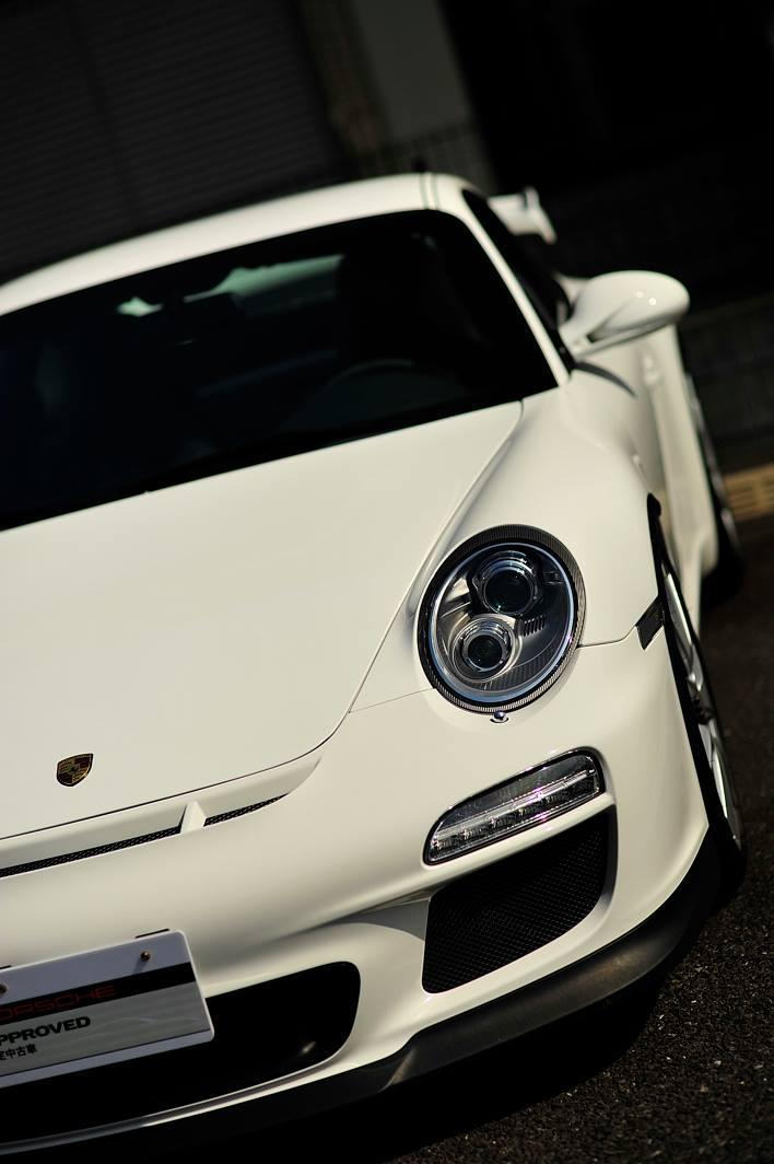 PORSHE   911 GT3 という選択