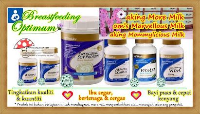Pilihan Vitamin untuk Ibu Menyusu