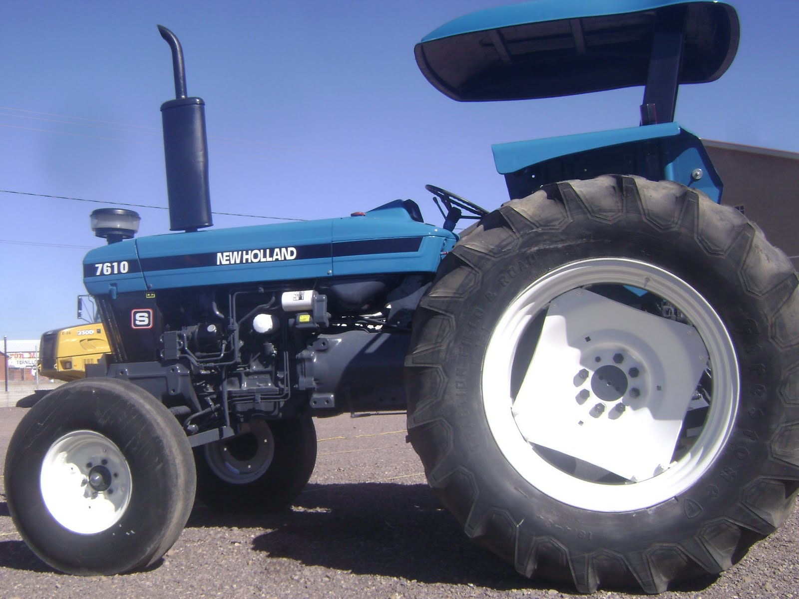 ford tractor 7710 craigslist