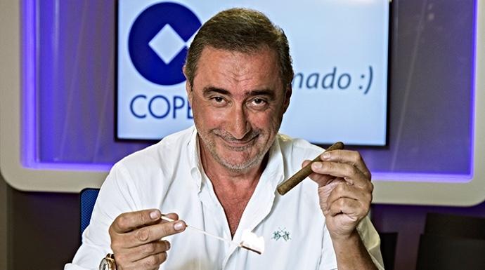 TRES AÑOS MÁS DE CARLOS HERRERA EN COPE