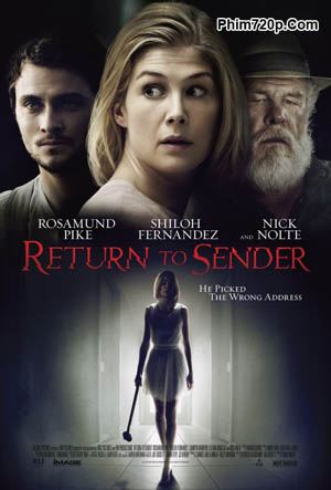 Return to Sender 2015 poster