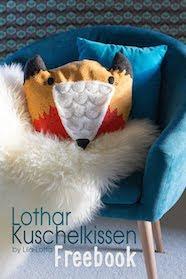 Freebie Lothar Kissen
