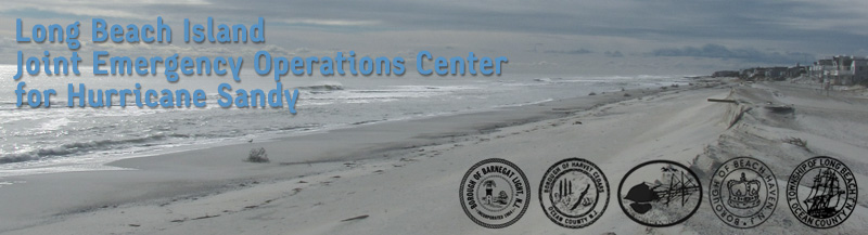 Long Beach Island Joint Emergency Operations Center