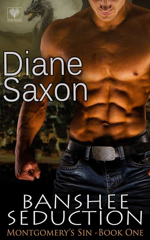 Banshee Seduction - Montgomerys Sin Book 1