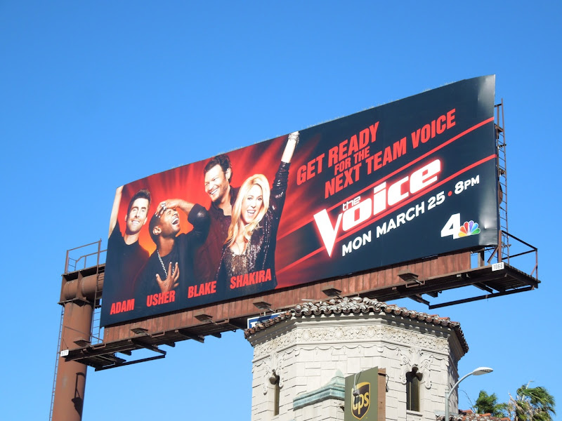 Voice season 4 billboard