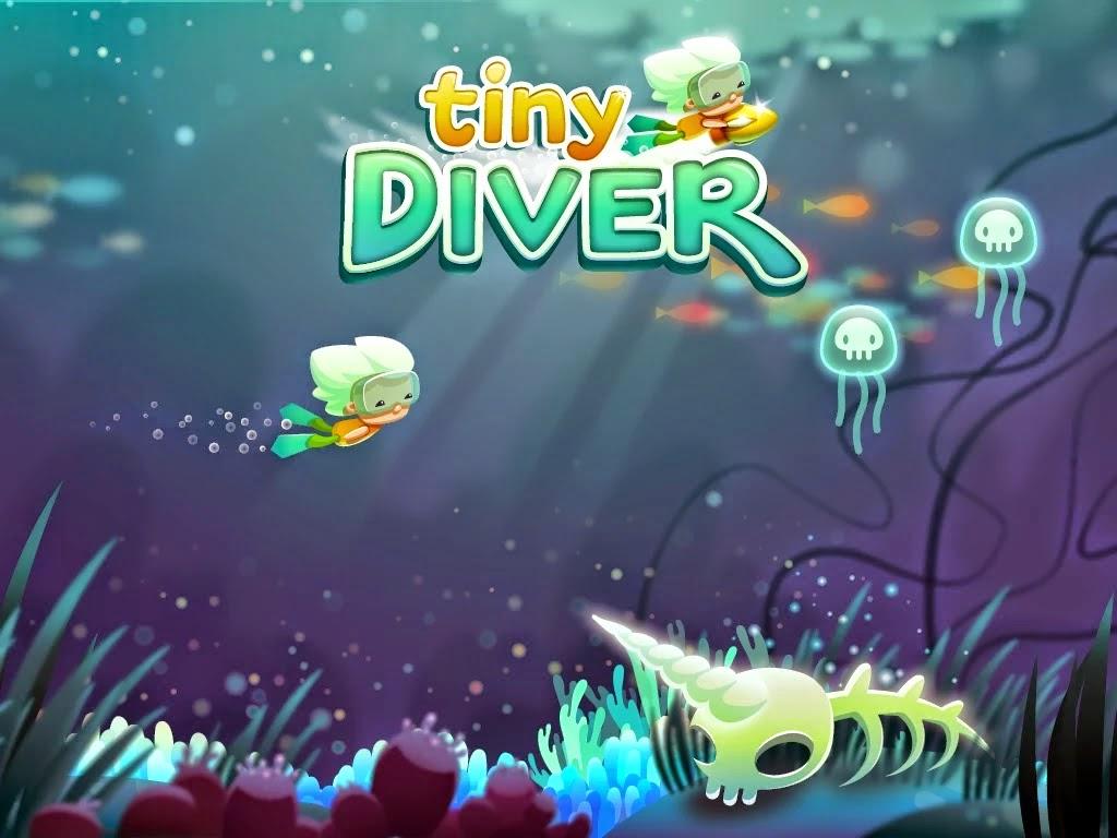 Tiny Diver v1.1 APK Mod
