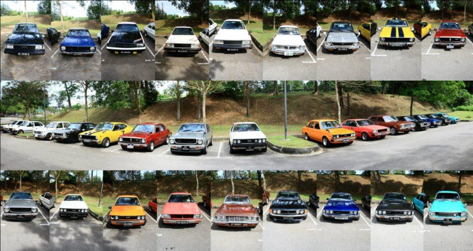 Occc Meet 2012 Color A Do Cars And Trucks