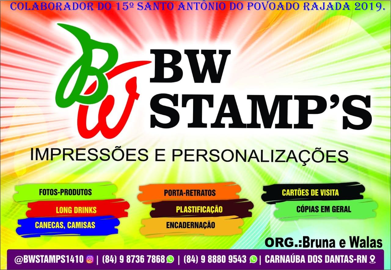 PUBLICIDADE: BN STAMPS CARNAÚBA. dos DANTAS