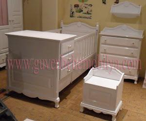 ingiliz şato bebek odası