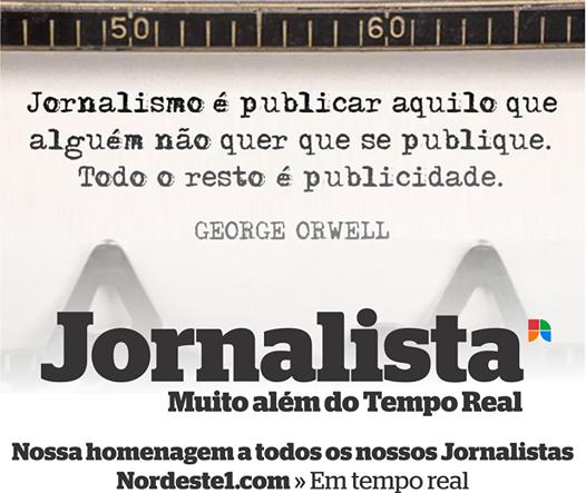 COM  CERTEZA É  ESTE O PAPEL DO JORNALISTA