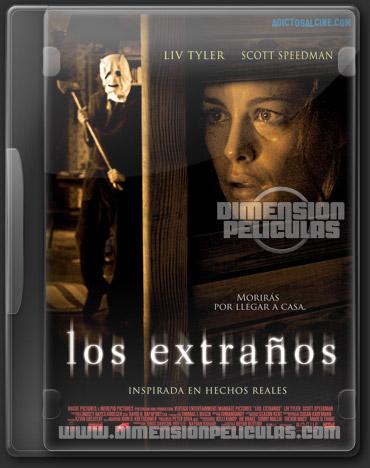 Los Extraños (DVDRip Español Latino)