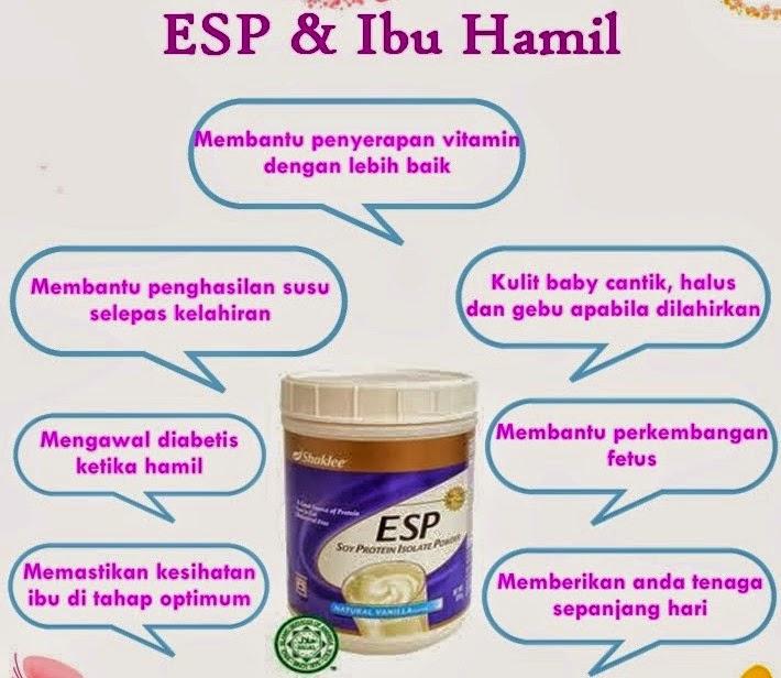 Image result for esp shaklee untuk ibu hamil