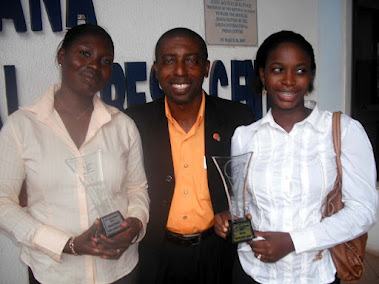 GJA 2011 Award Winners