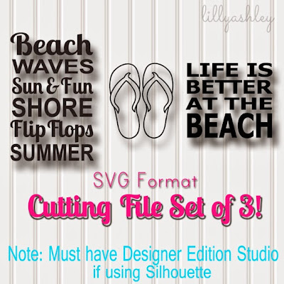 Silhouette Cutting Files SVG