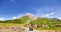 Keunikan Dan Wisata Menarik Di Gunung Merapi