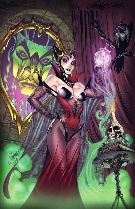 hot evil queen