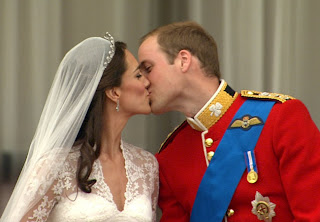 6 Mais detalhes do Casamento Real...!