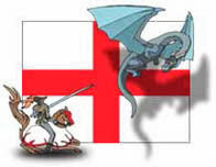 St. George (DAD) and the (Family Justice) Dragon!