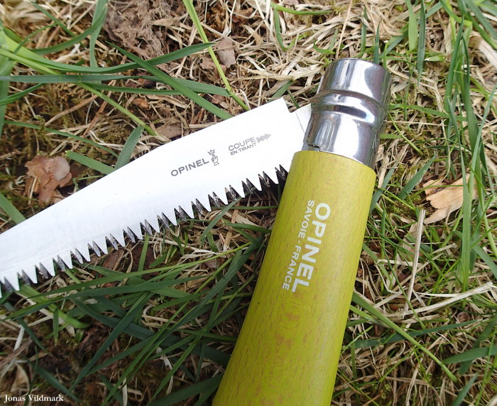 Knives tools art opinel no folding saw