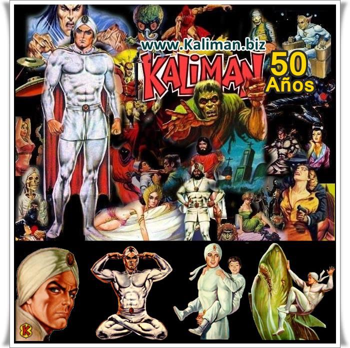 Kaliman: Las Mascaras de la Muerte