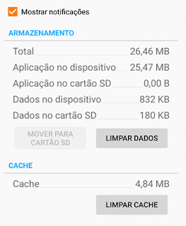 erro 919 no Android
