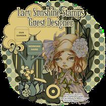Lacy Sunshine Guest Designer