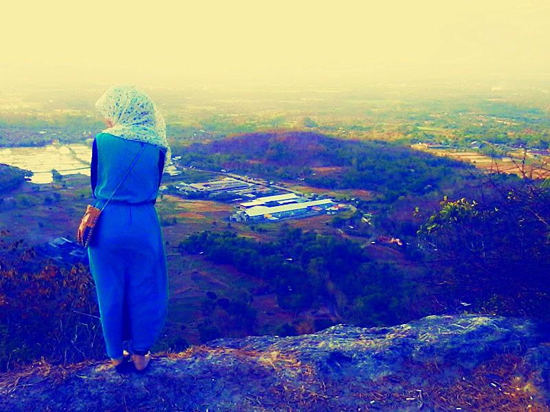 @puncak Mbucu Hill