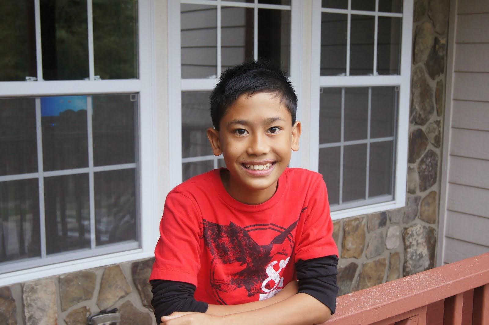 Eman (age 11)