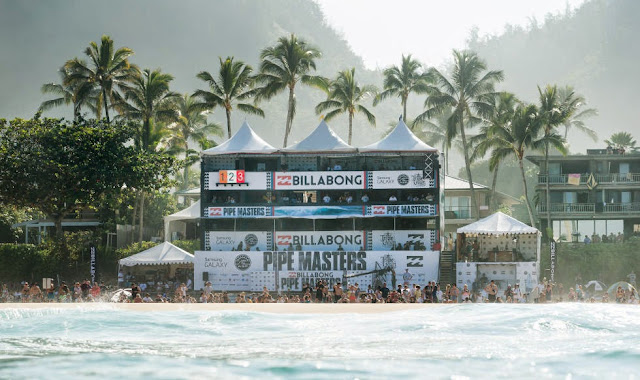 50 Billabong Pipe Masters 2014 The Tower Foto ASP