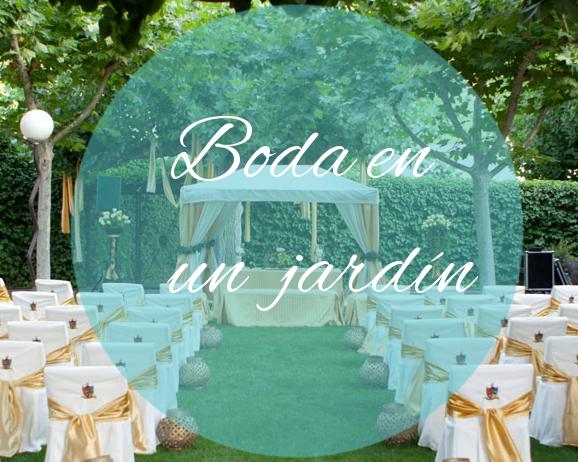 Qu me pongo para una boda de d a en un jard n for Boda en un jardin